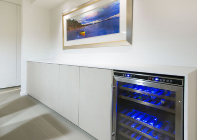 Built-in Bar Fridge